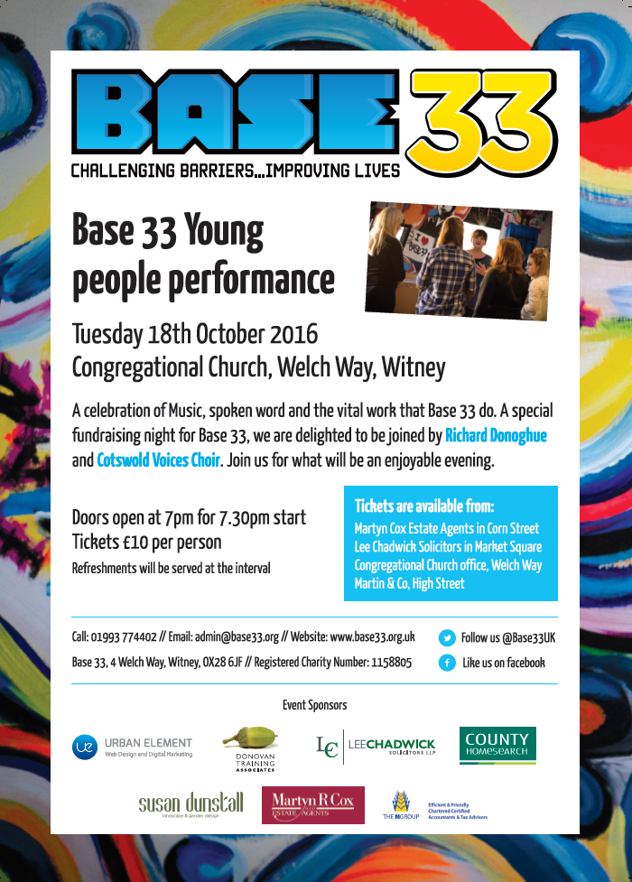 Base 33 performance 18 Oct
