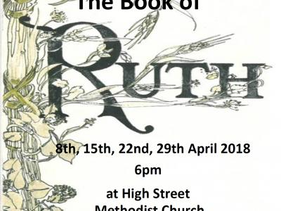 Bible Study on the Book of Ruth