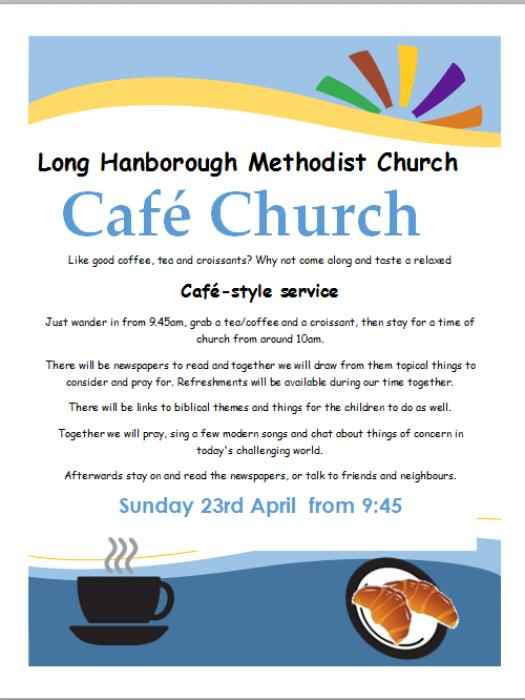 Long Hanborough Cafe Church