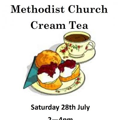 Stonesfield Cream Tea